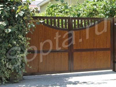 Сочи ворота автоматические ворота силовая рама для ворот чертеж